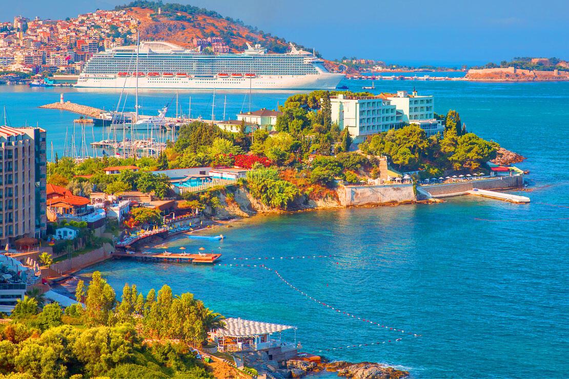 Istanbul - Kusadasi - Pamukkale - 6 Days